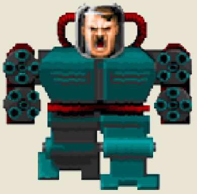 Mecha Adolf Hitler