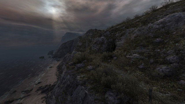 Look, I love Half Life 2 as much as anyone, but you don't have to shoot people with guns to enjoy a game. There can be other objectives as Dear Esther demonstrates.